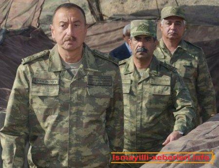 Azərbaycan Ordusu dünyada ən güclü ordulardan biridir! İlham Əliyev