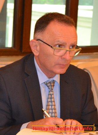 İsmayıllı Rayon İcra Hakimiyyətinin başcısı cənab Mirdaməd Sadqova