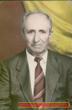 Balayev Ənvər Zərbalı oğlu