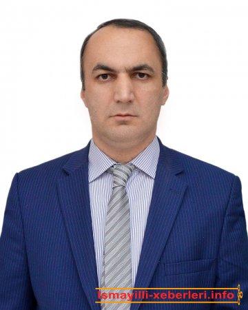 İsmayıllının ən gənc kimyaçı elmlər doktoru