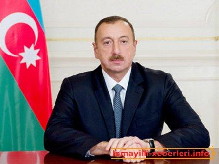 Prezident İlham Əliyev Azərbaycan Xalq Cümhuriyyətinin 100 illik yubileyi haqqında sərəncam imzalayıb