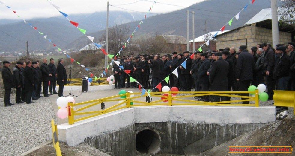 Жители радует открытие моста