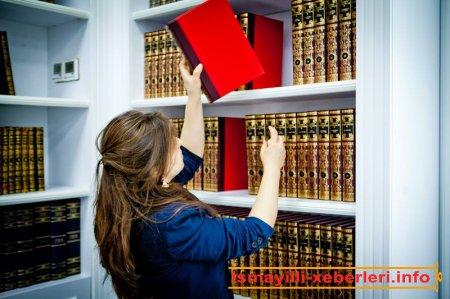 Kitab və kitabxana cəmiyyətin qoşa qanadıdır
